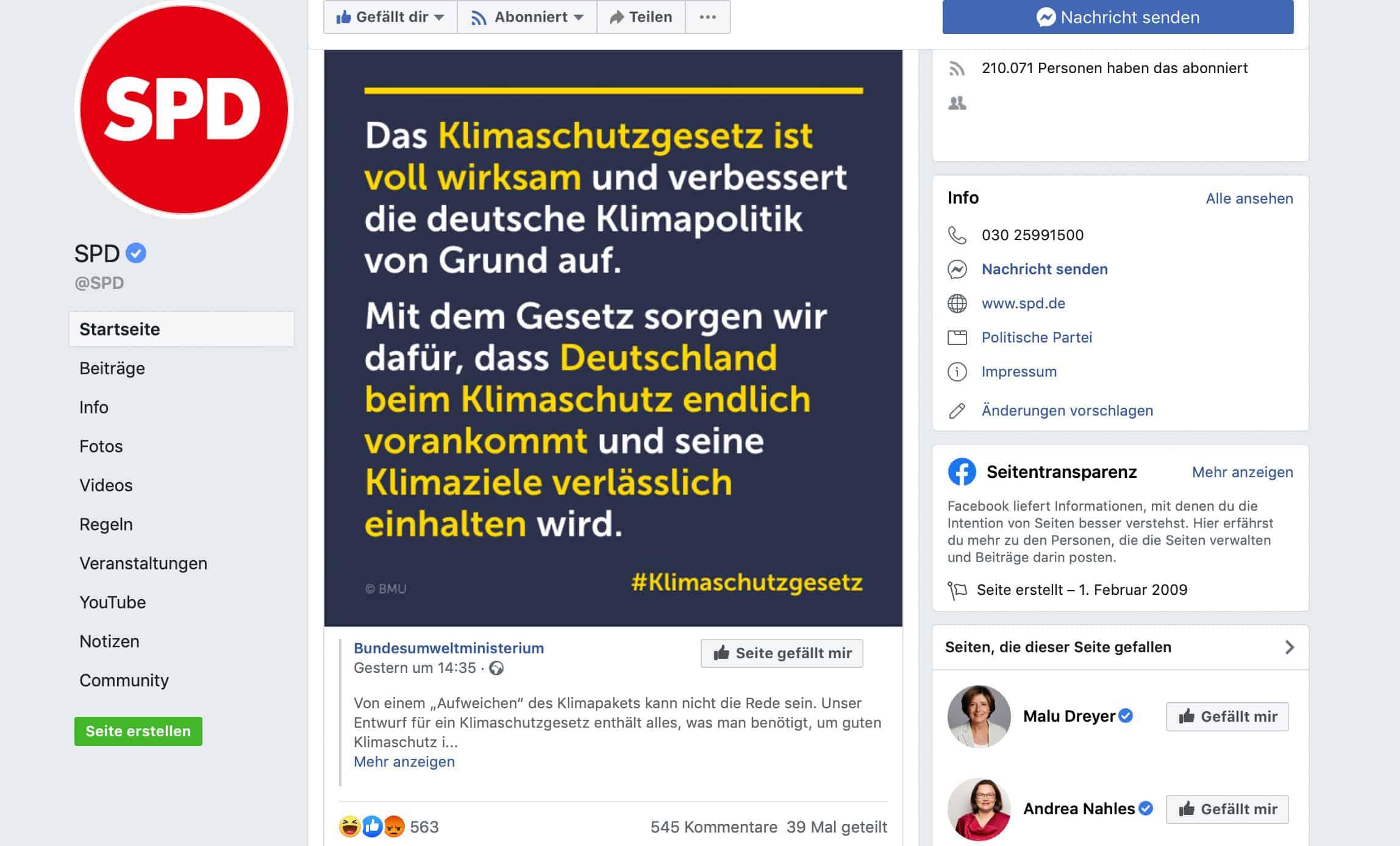 SPD auf der Suche nach Intelligenz