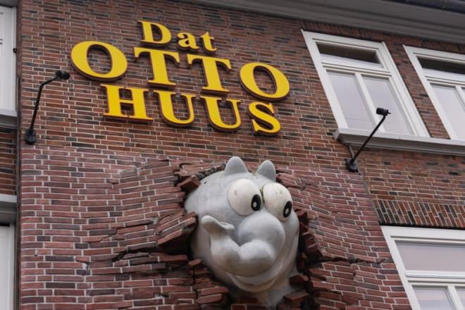 Otto gehört zu den Allerheiligen