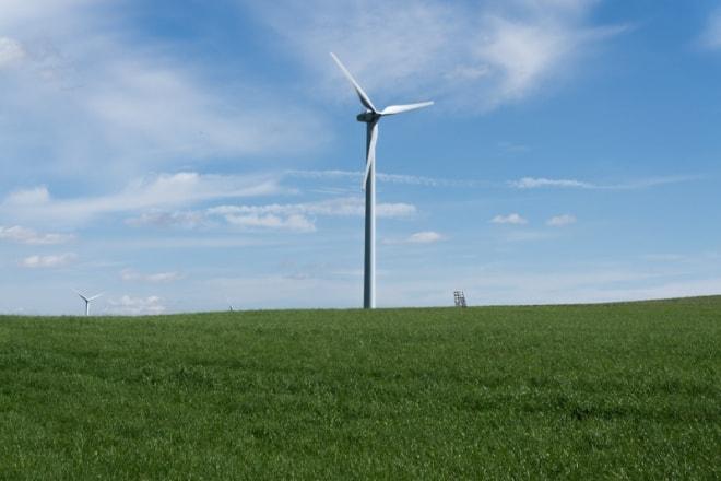 Windräder als Bereicherung