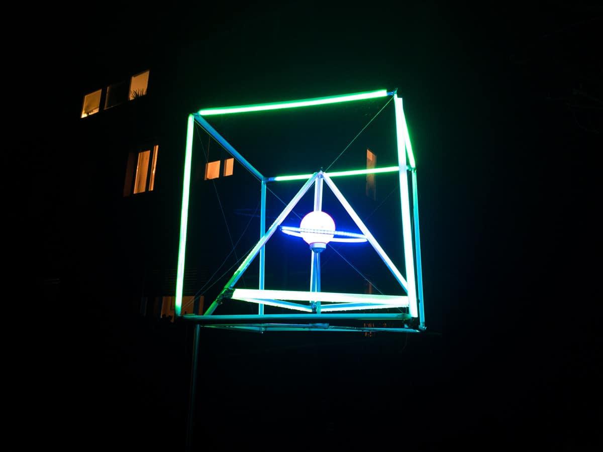 Frühwarnsystem für Kölner Ufos