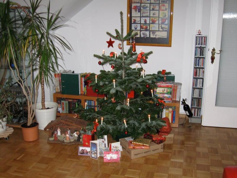 Adventszeit ohne Baum
