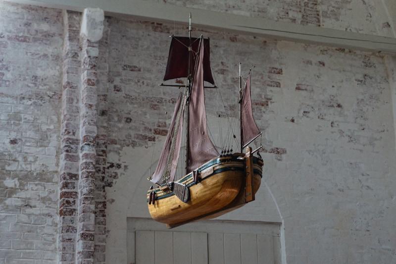 20er Jahre segeln zurück