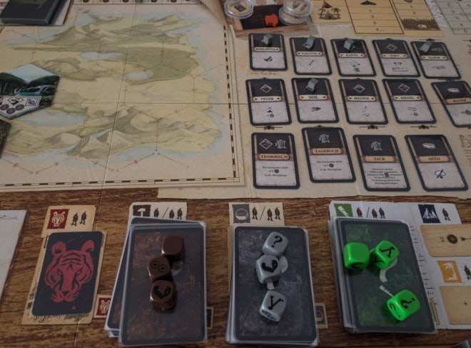 Erwartungshaltung bei kooperativen Spielen