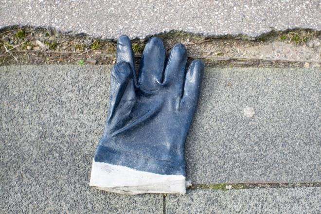 Unsichtbar auf der Straße