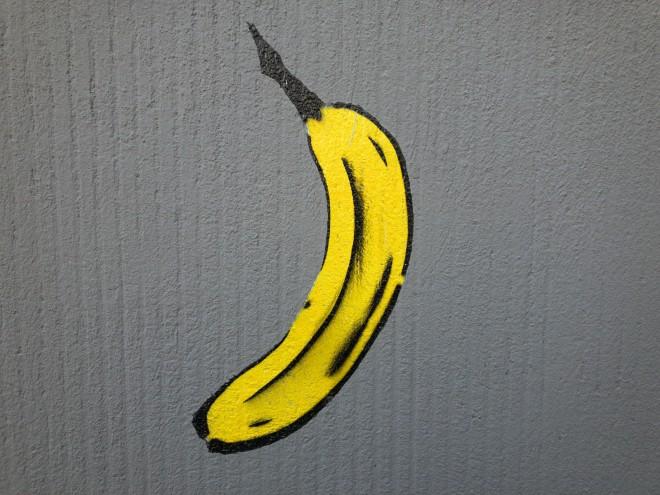 Normalität ist Banane