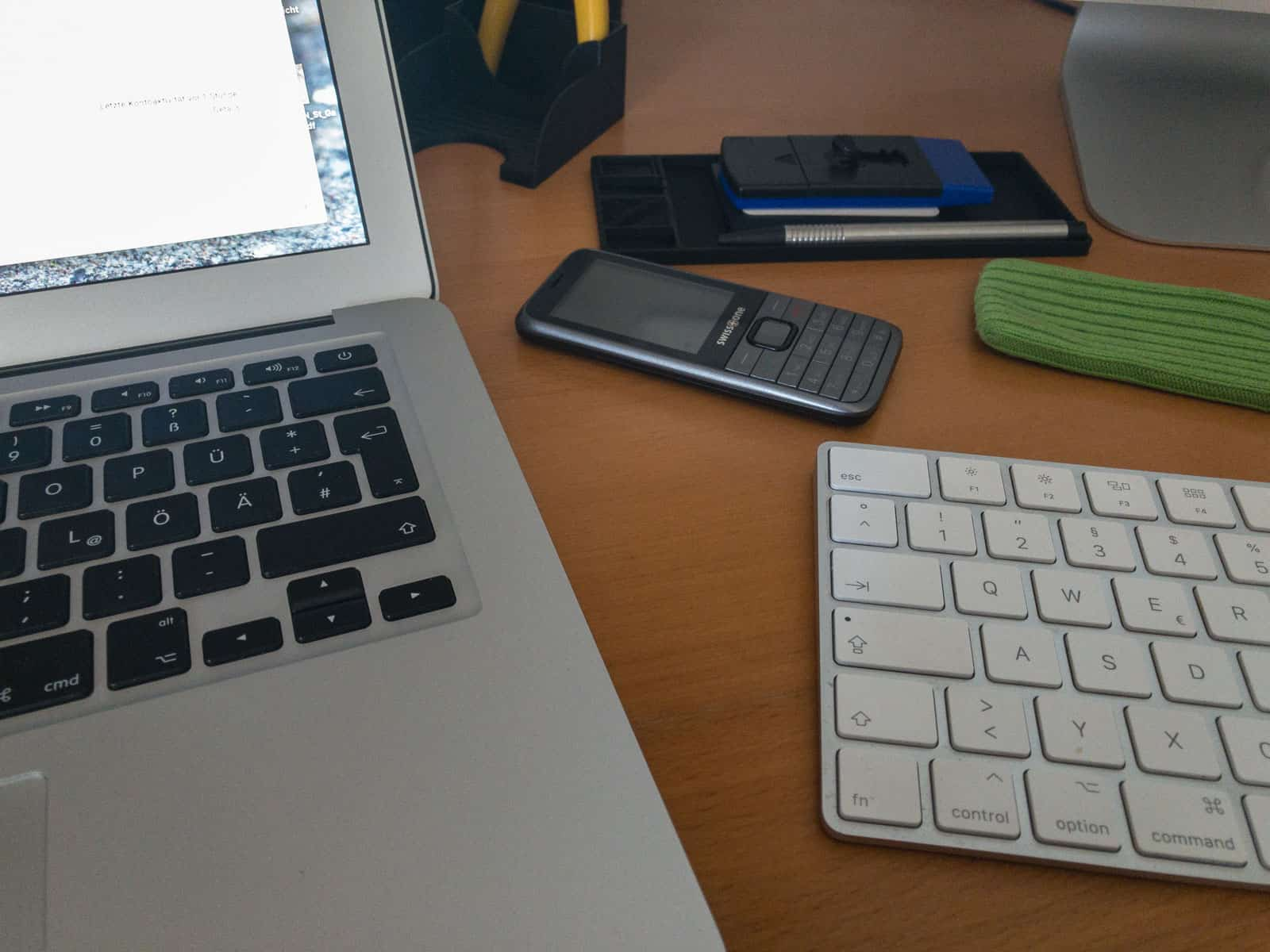 Multitasking im Homeoffice