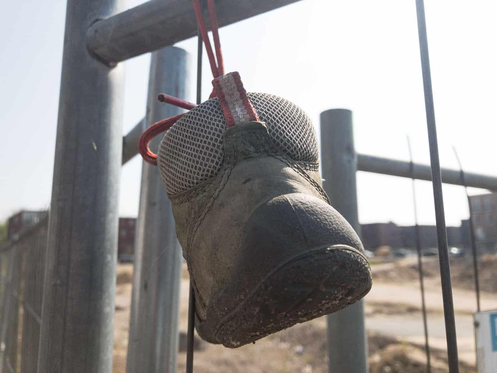 Saga vom verlorenen Schuh