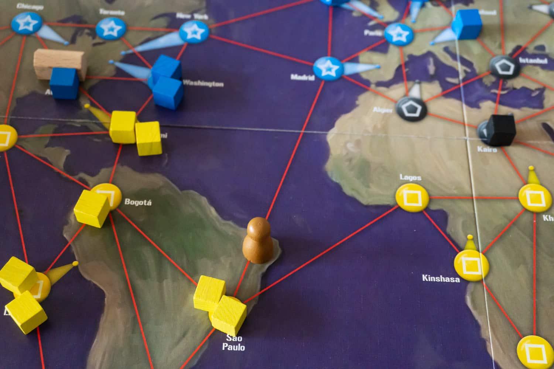 Ausbreitung verhindern bei Pandemie