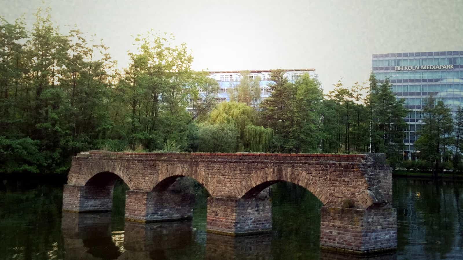 Brücke zur Ruhe