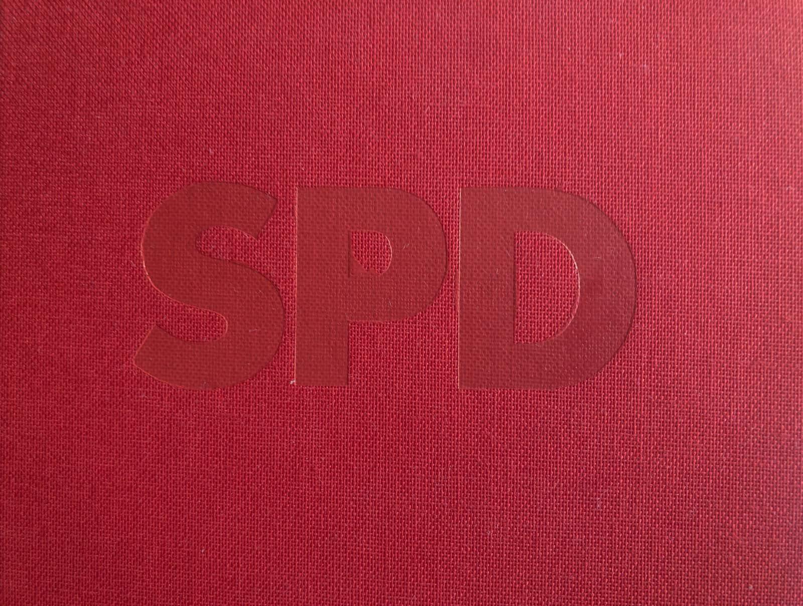 Hans-Jochen Vogel wir der SPD fehlen