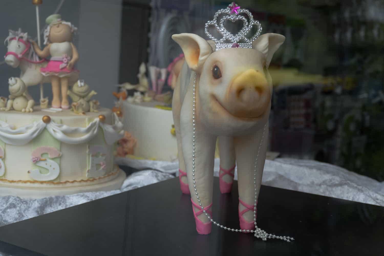 Glücksschwein zum Geburtstag
