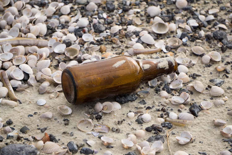 Flaschen beschließen Kohleausstieg