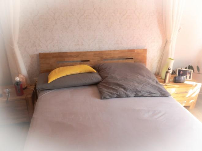 Bett zum träumen