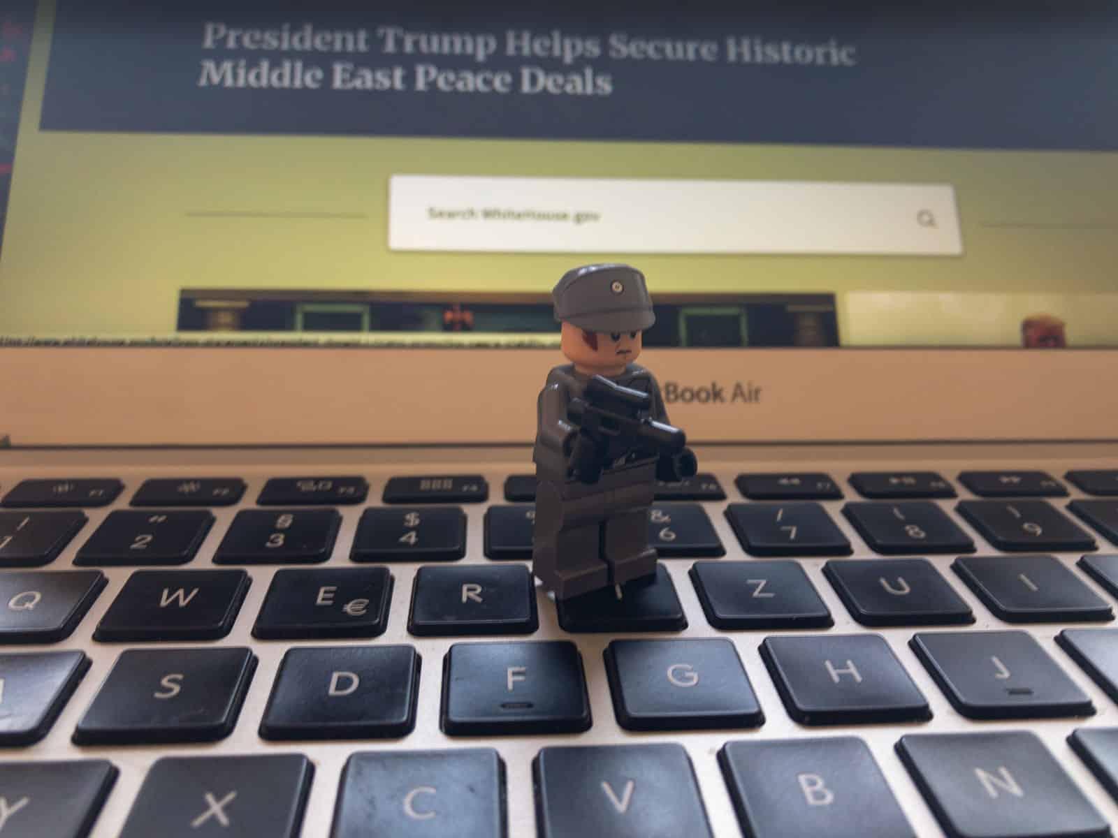 Trump-Langer versus UN