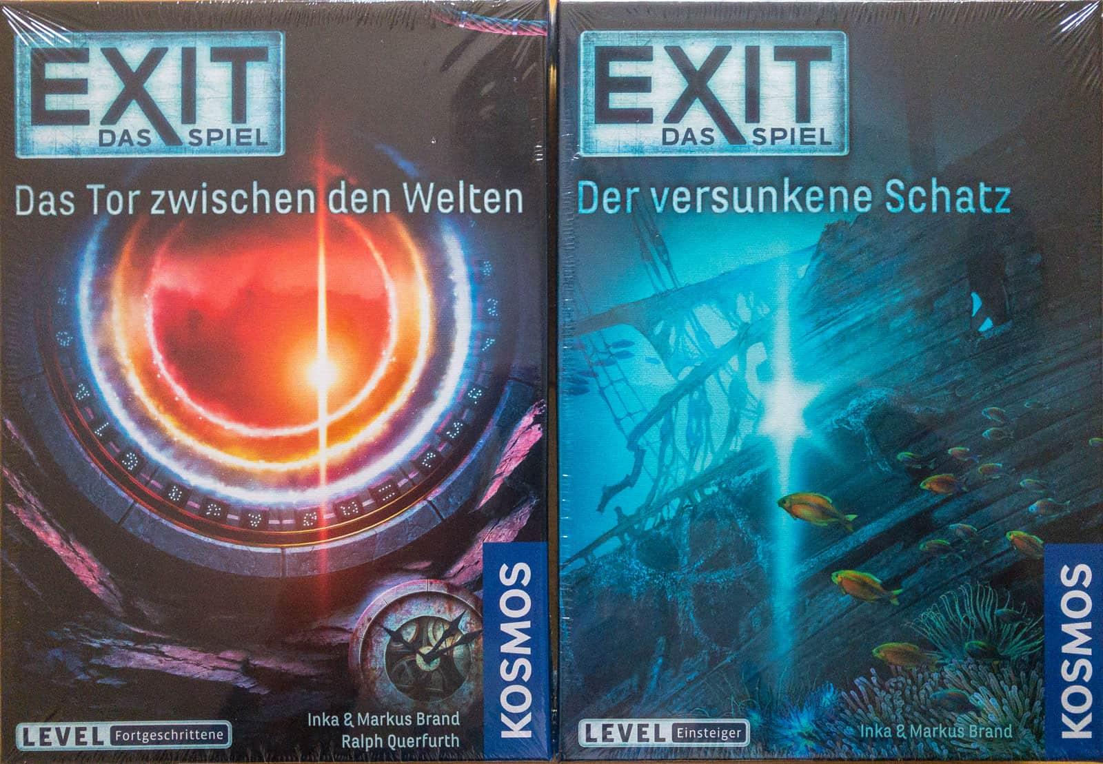 Zweifacher Exit