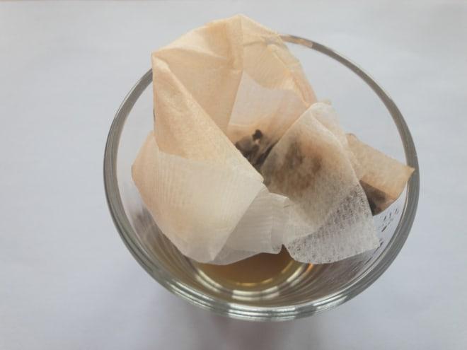 Vergleiche mit benutzen Teefiltern