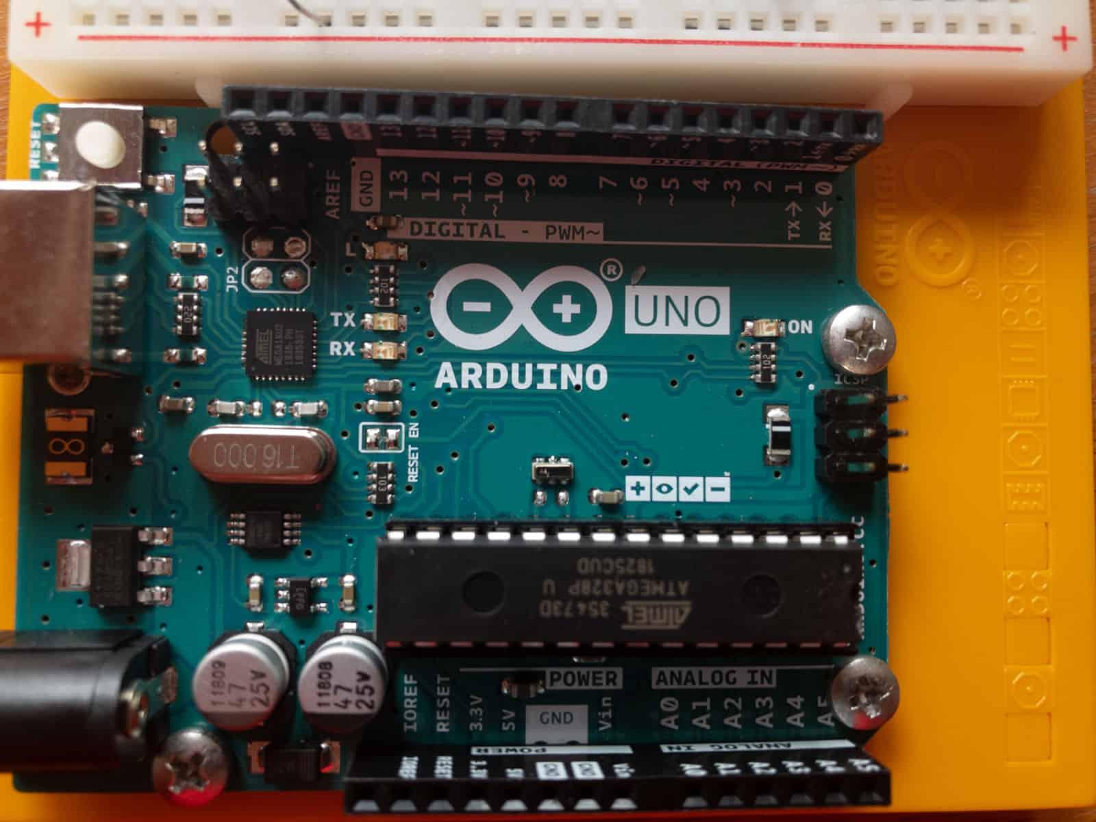 Einstieg in die Welt von Arduino