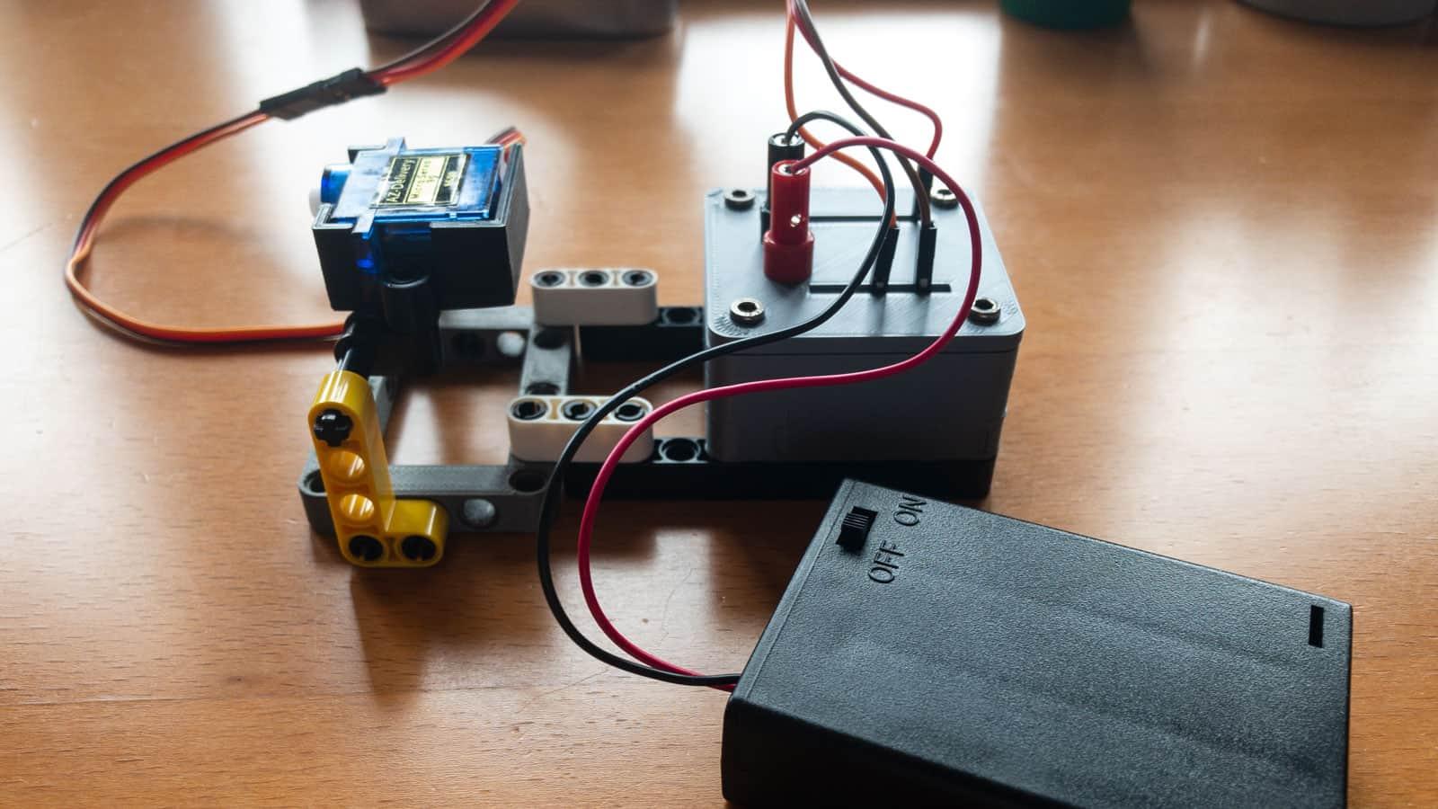 Projekt mit Wemos D1 mini