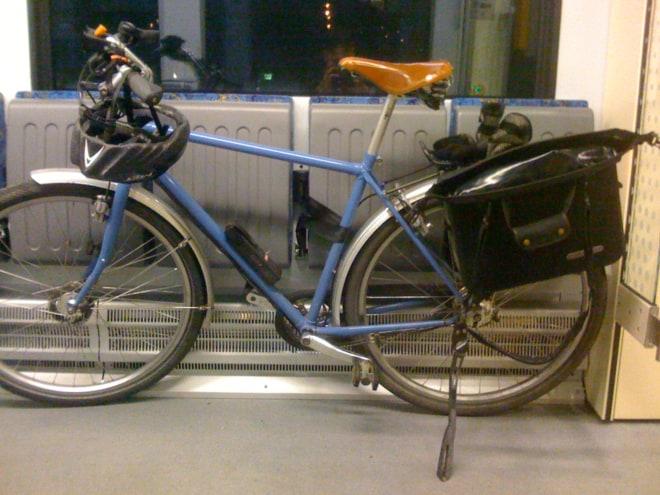 Kostenlos parken im Zug
