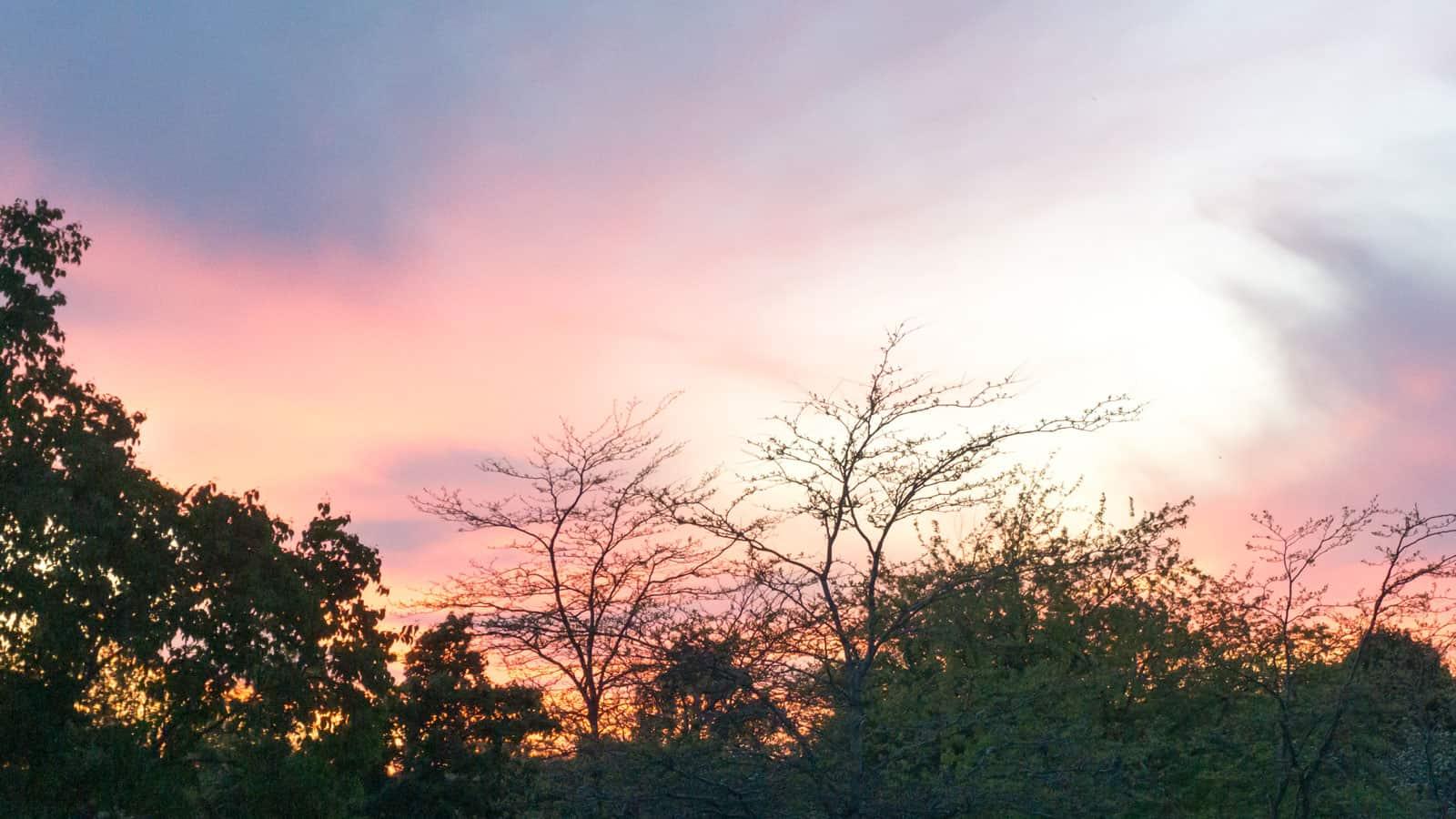 Teststrategie für Sonnenuntergang