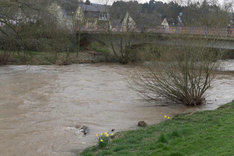 Hochwasser in Ahrweiler