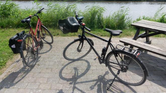 Fahrradfahren reduziert Erdüberlastung