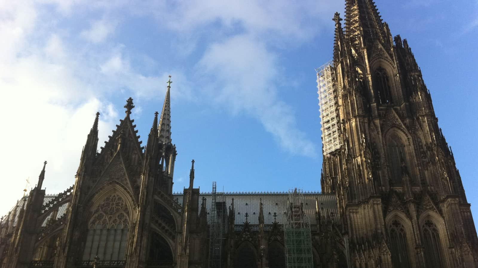 Woelki über Köln