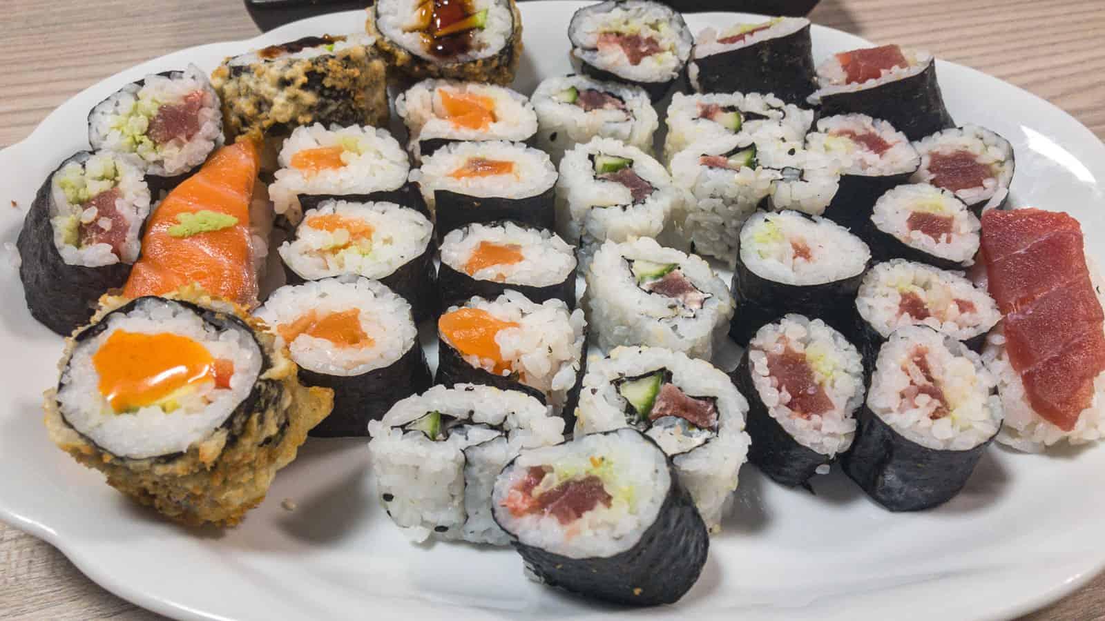 Sushi aus Emden